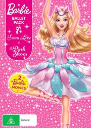 Barbie In The Pink Shoes / Barbie Of Swan Lake | Barbie Ballet Pack | DVD