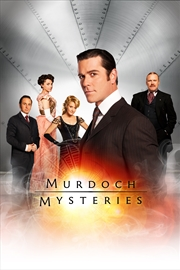 Murdoch Mysteries - Series 13 | DVD