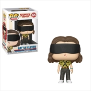 Stranger Things - Eleven Battle Pop! Vinyl