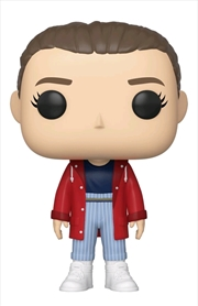 Stranger Things - Eleven with Slicker US Exclusive Pop! Vinyl [RS]