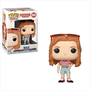 Stranger Things - Max Pop! Vinyl | Pop Vinyl