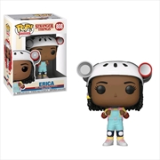 Stranger Things - Erika Pop! Vinyl | Pop Vinyl