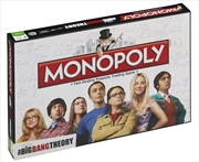 Monopoly - Big Bang Theory | Merchandise