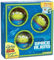 Toy Story Collection Space Aliens 3pk