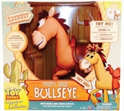 "Toy Story Bullseye - Woody's Roundup 16"" With Music And Sound Effects 