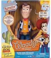 "Toy Story Woody The Sheriff 16"" Signature Collection 