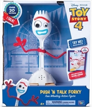 Toy Story 4 Utensil 9 Inch Deluxe Talking Toy