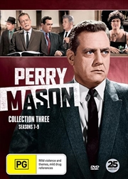 Perry Mason - Collection 3 - Season 7-9