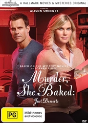 Murder, She Baked - Just Desserts | DVD