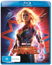 Captain Marvel | Blu-ray