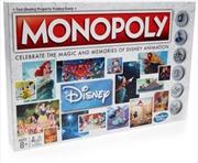 Monopoly - Disney Animation Edition | Merchandise