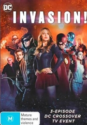 Invasion DC Crossover - Seasons 1 - 6