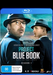 Project Blue Book - Season 1 | Blu-ray
