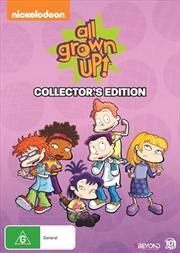 Rugrats - All Grown Up | Collector's Edition - Complete Series | DVD
