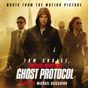 Mission Impossible - Ghost Protocol | CD