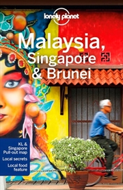 Lonely Planet Travel Guide - Malaysia Singapore And Brunei