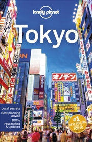 Lonely Planet Travel Guide - Tokyo 12
