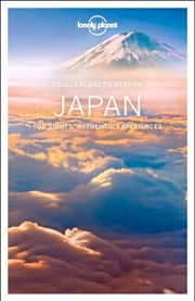 Lonely Planet Travel Guide - Best Of Japan 2