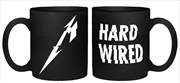 Metallica Mug - Hardwired | Merchandise