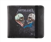 Metallica Wallet - Sad But True | Apparel