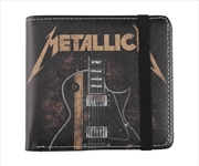 Metallica Wallet: - Guitar | Apparel