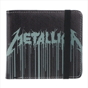 Metallica Wallet - Drip | Apparel