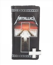 Metallica Embossed Purse - Master Of Puppets | Apparel