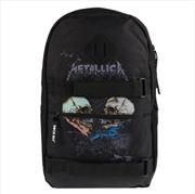 Metallica Backpack - Sad But True | Apparel