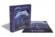 Metallica Puzzles - Ride The Lightning: 500pcs