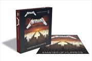 Metallica Puzzles - Master Of Puppets: 500 Piece | Merchandise