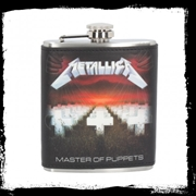 Metallica - Master Of Puppets Hip Flask | Merchandise