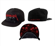 Metallica One Justice: Snapback Hat | Apparel