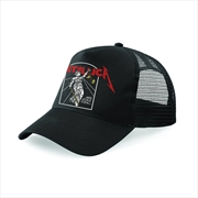Metallica Justice: Trucker Cap | Apparel