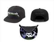 Metallica Creeping Death: Snapback Hat | Apparel