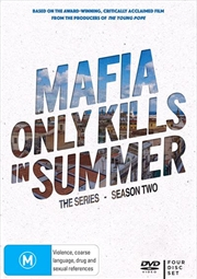 Mafia Only Kills In Summer - Season 2