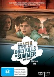 Mafia Only Kills In Summer - Season 1