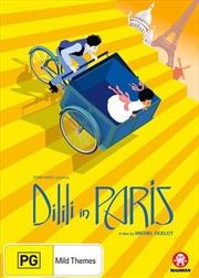 Dilili In Paris | DVD