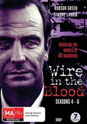 Wire In The Blood - Season 4-6 | Boxset