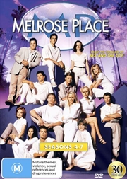 Melrose Place - Season 4-7 | Boxset