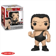"WWE - Andre The Giant 6"" US Exclusive Pop! Vinyl [RS]"