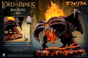 Lord of the Rings - Balrog Deluxe Soft Vinyl Figure | Merchandise