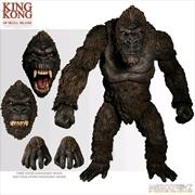 """King Kong: Skull Island - King Kong 18"""" Action Figure"""