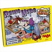 Rhino Hero Superbattle | Merchandise