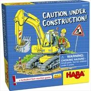 Caution Under Construction