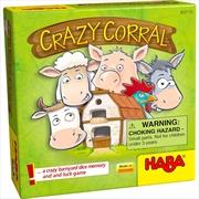 Crazy Corral | Merchandise