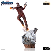 Avengers 4: Endgame Star Lord 1:10 Scale Statue
