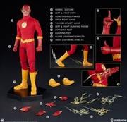 "Flash - Flash 12"" 1:6 Scale Action Figure"