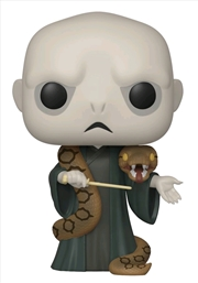 Harry Potter - Voldemort with Nagini US Exclusive Pop! Vinyl [RS]