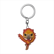 Harry Potter - Fawkes Pocket Pop! Keychain