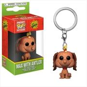 Dr Seuss - Max Pocket Pop! Keychain | Pop Vinyl